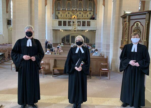 Maskenpflicht Kirche